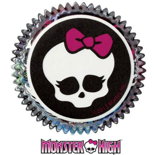 Monster High Baking Cups