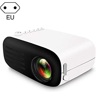 Mini proyector multimedia Full HD 1080P Pocket Video Projector ...