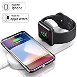 Best Apple Accessory Power Watch Phones - Apple Watch Charger,Soundsnow iPhone Wireless Charger,Apple Watch Charging Review
