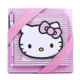 Hallmark Hello Kitty Notepad Set (3 Notepads, 1 Pen) - Best Reviews Guide