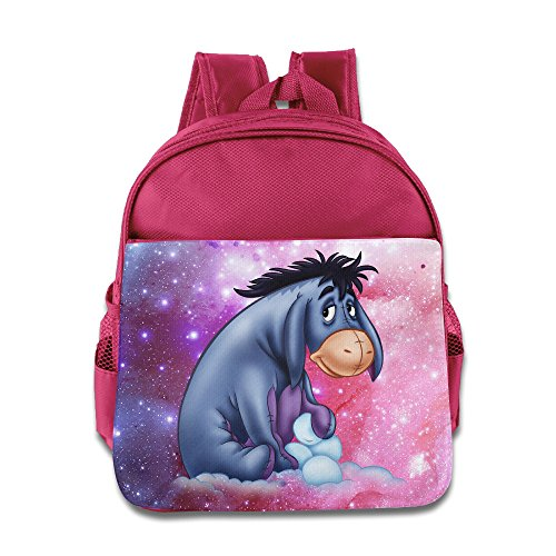 [MEGGE Eeyore Beautiful Zipper Bag Pink] (Tigger Costume Makeup)