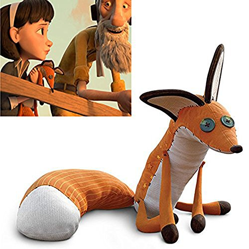 Le Petit Prince Fox Plush Dolls Little Prince Animal Stuffed Toys Little Prince Plush Fox Puppet