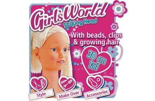 Girls' World Styling Head Girls' World Styling Head manufacturer