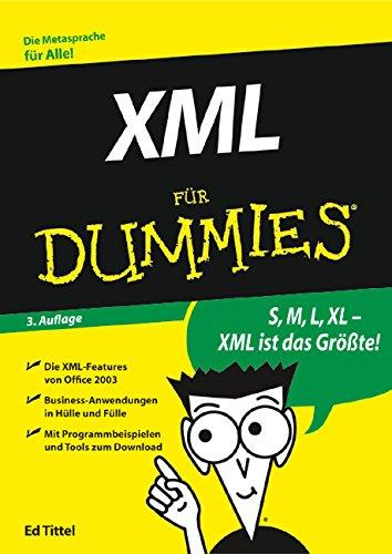 XML fr Dummies (Für Dummies) (German Edition)