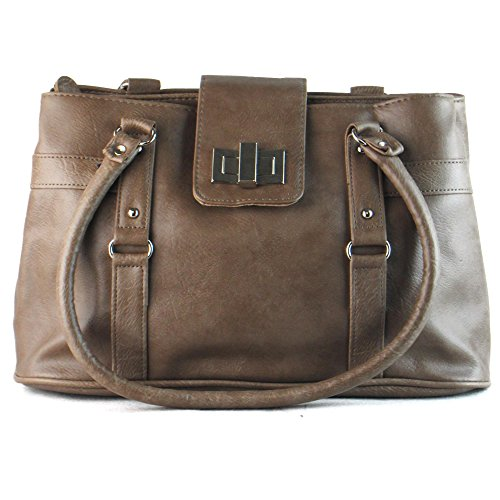 Xardi London, borsa a tracolla da donna in pelle Mink