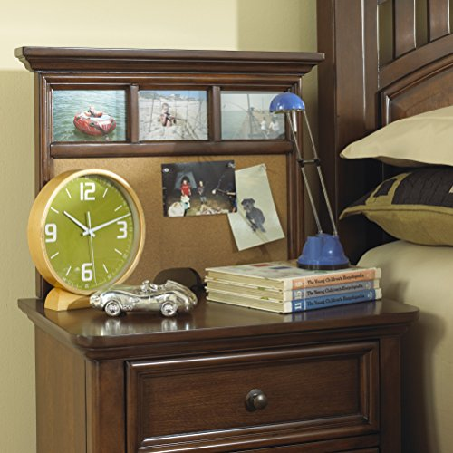 Pulaski Cherry Table - Pulaski Expedition Nightstand Back Panel