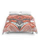 Society6 Hunting Club: Rathalos Comforters King: 104'' x 88''