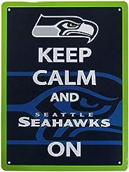 NFL unisex Keep Calm Sign