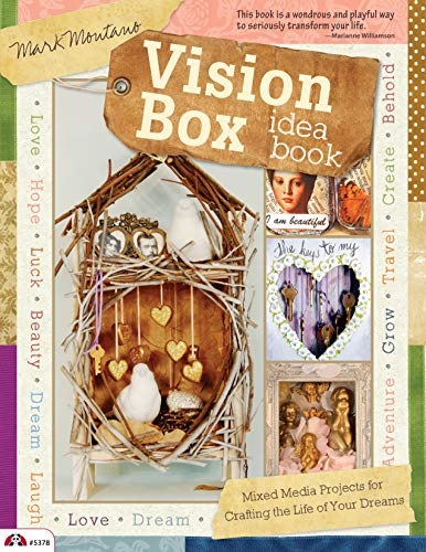 Glamour Outfit Ideas (Vision Box Idea Book: Mixed Media Projects for Crafting the Life of Your Dreams (Design)