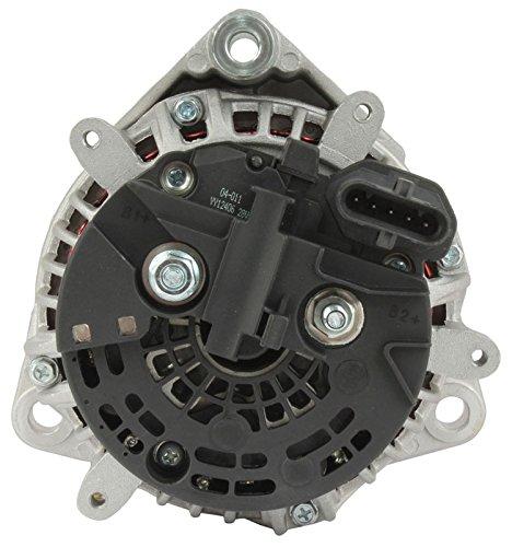 DB Electrical ABO0448 New Alternator For Mercedes Benz Unitog U300 U400 U500 Truck 00 01 02 03 2000 2001 2001 2003 B0124655097 0-124-655-001 0-124-655-002 0-124-655-004 0-124-655-016 0-124-655-023