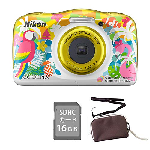 Nikon デジタルカメラ COOLPIX W150