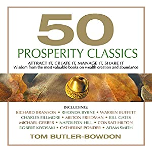 50 Prosperity Classics Audiobook