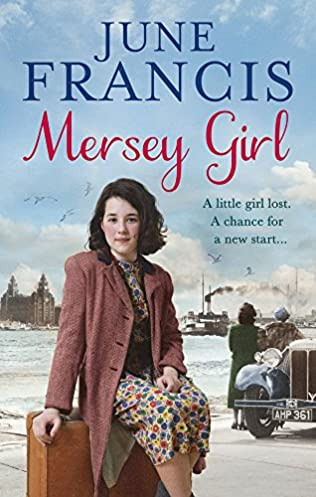 book cover of Mersey Girl