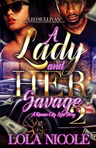 Lady Her Savage Kansas Story ebook product image