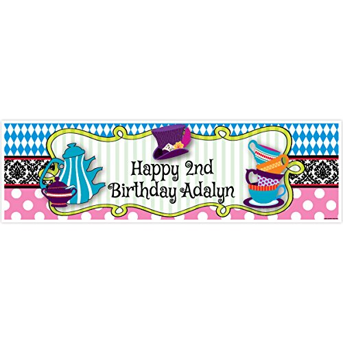 Mad H (Mad Hatter Party Decorations)