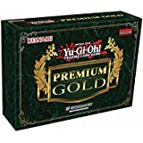 Yu-Gi-Oh Premium Gold Booster Pack - 15 Cards