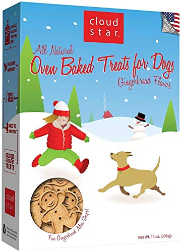 Cloud Star Holiday Oven Baked Gingerbread – 14 Oz