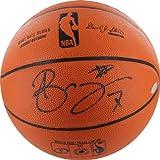NBA New York Knicks Andrea Bargnani Autographed Basketball, Brown