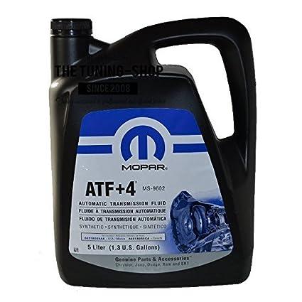 mopar 68rfe transmission fluid
