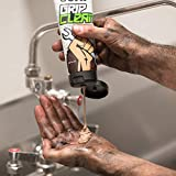Grip Clean   Pumice Hand Cleaner for Auto Mechanics - Heavy Duty Soap, All Natural & Dirt Infused for Dry Hands