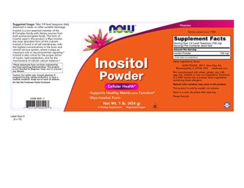 Top Vitamin B8 Inositol