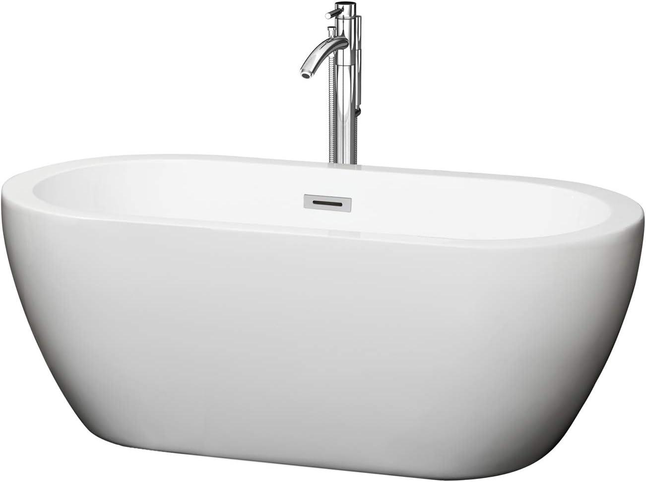 Wyndham Freestanding Bathtub
