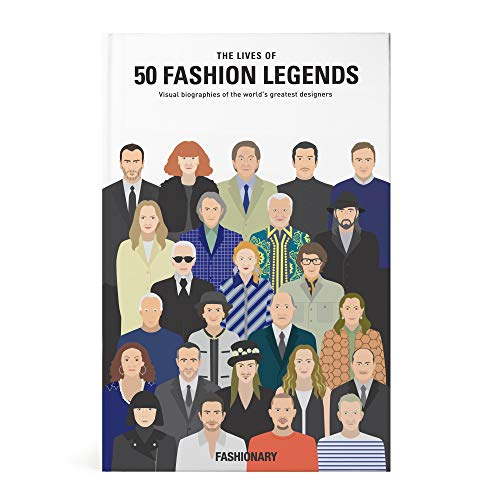 The Lives of 50 Fashion -