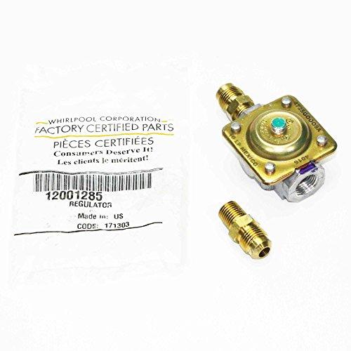 Whirlpool Part Number 12001285: REGULATOR ()
