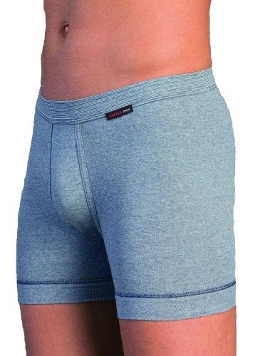Herren - Schlüpfer mit Eingriff jeansfarben - Einzelpack 9