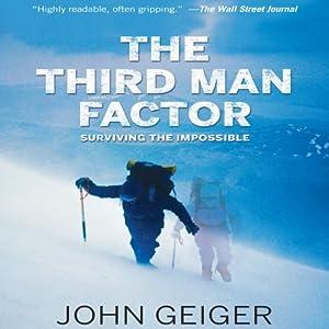 The Third Man Factor Audiobook