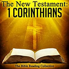 The New Testament: 1 Corinthians Audiobook by  The New Testament Narrated by  The Bible Reading Collective
