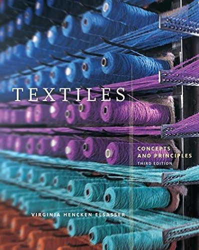 Textiles: Concepts and Principles -