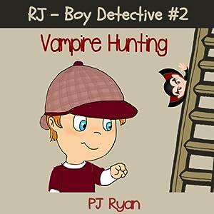 RJ - Boy Detective #2 Audiobook
