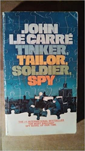 Soldier tinker spy book tailor