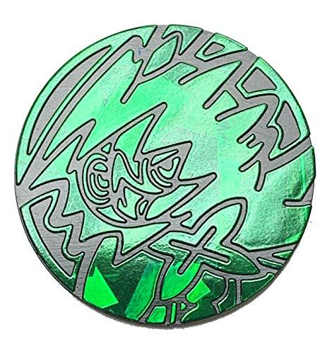 Official Pokemon Coin - Decidueye - Holo FOIL Shiny - Trading Card Game Flipping Coin