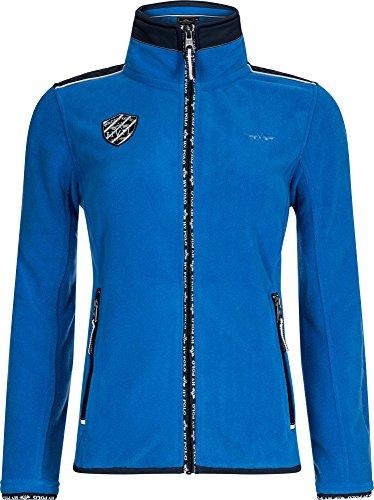 HV POLO - Sweat-shirt - Femme bleu bleu océan