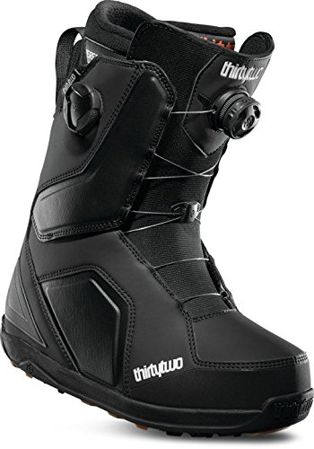 ThirtyTwo Binary Boa '18 Snowboard Boots, Size 7, Black