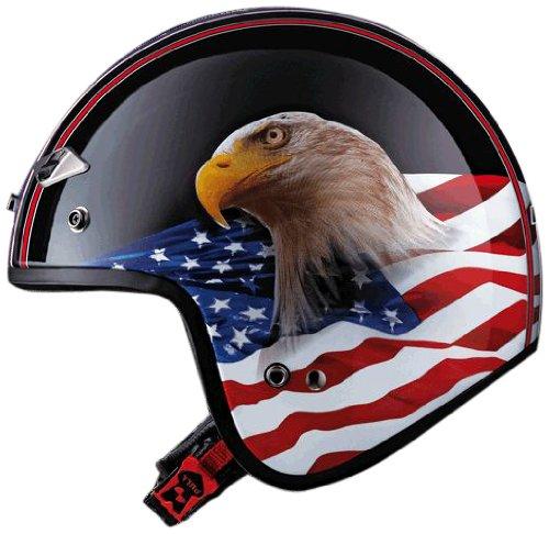 Graphic Design Motorcycle Helmets - 1