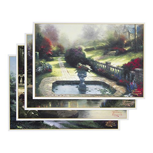Thomas Kinkade - Thank You Inspirational Boxed Cards - ()