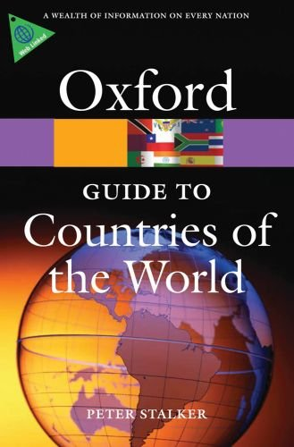 A Guide to Countries of the World (Oxford Quick Reference)
