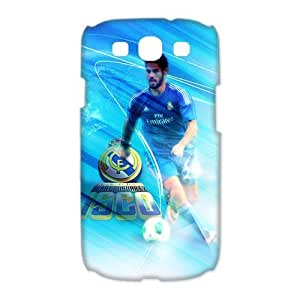 Design Football Player Isco Francisco Alarcon Suarez Cool Pictures Hard Plastic Protective Durable Shell for Samsung Galaxy S3 I9300 Case-1
