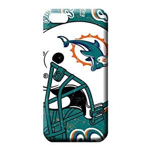 diy zheng Ipod Touch 4 4th normal Impact Cases Protective cell phone shells miami dolphins nfl football