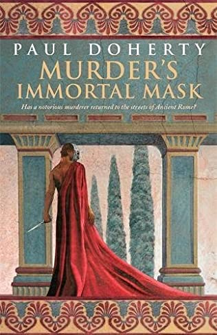 book cover of Murder\'s Immortal Mask