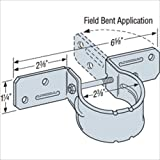 (100 Count) Simpson Strong-Tie PGT2A Pipe Grip Tie