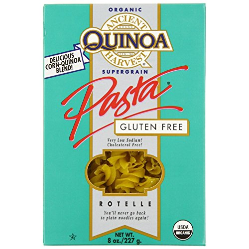 Ancient Harvest Quinoa Wheat Free Rotelle (6x8 oz.) by QUINOA