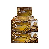 quest bars cravings - Quest Nutrition Protein Bar Chocolate Peanut Butter. Low Carb Meal Replacement Bar w/20g+ Protein. High Fiber, Soy-Free, Gluten-Free (24 Count)