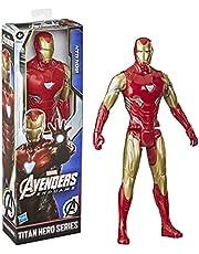 Marvel Avengers Titan Hero Series samlarobjekt 12-tums Iron Man actionfigur, leksak för åldrarna 4 och uppåt F2247