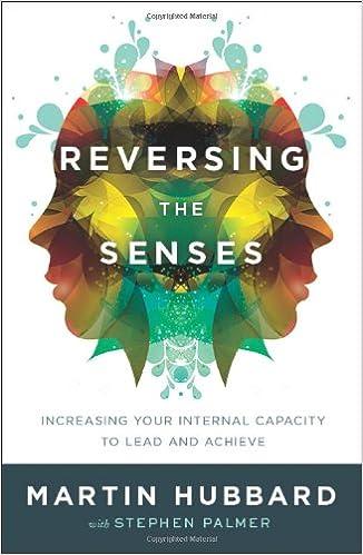 Reversing the Senses: Martin Hubbard: 9781938416569: Amazon.com: Books