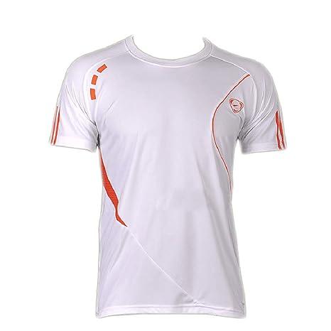 0fa9a997e Buy WEST BIKING Cycling Jerseys T-Shirt Short Sleeve Cycling Clothing  Sports Wears Men Running Walking MTB Bike Cycling Jersey - XXL