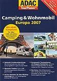 ADAC Camping & Wohnmobil Europa 2007 TourPlaner DVD.